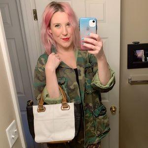 Killer, TIGNANELLO, color block handbag!!